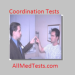 To Demonstrate The Coordination Tests On a Subject