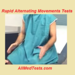 Rapid Alternating Movement Tests: Its Procedure + Videos