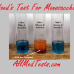 Barfoed's Test for the Detection of Monosaccharide